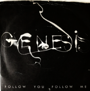 "Genesis ‎- Follow You Follow Me (7"") (EX/G+)"
